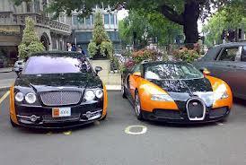 Bentley & Bugatti