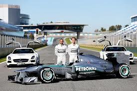 AMG F1 team 2
